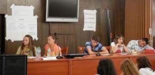 Ученици се събраха в град Русе за финалният форум по дебатиране