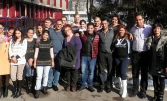 Интегро проведе обучение за анализ на медиен дискурс с младежи от цялата страна