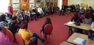 """The team of ROMACT program in Bulgaria organized a training """"Approaches to work in and with the Roma Community"""""""