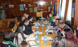 STEPS IN KAOLINOVO MUNICIPALITY FOR COMBINING THE EFFORTS OF THE COMMUNITY ACTION GROUP AND THE LOCAL AUTHORITIES