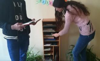 """Клуб Дебати на СУ """"Трайко Симеонов"""", Шумен се включи в Националната седмица на четенето"""""""